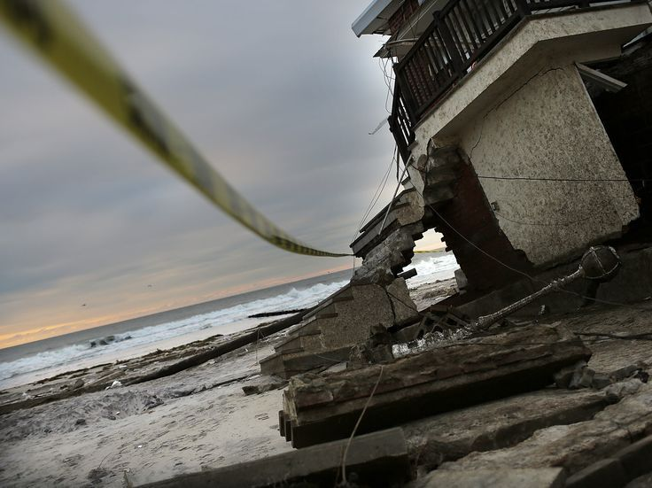 Federal Flood Insurance Program Drowning In Debt. Who Will