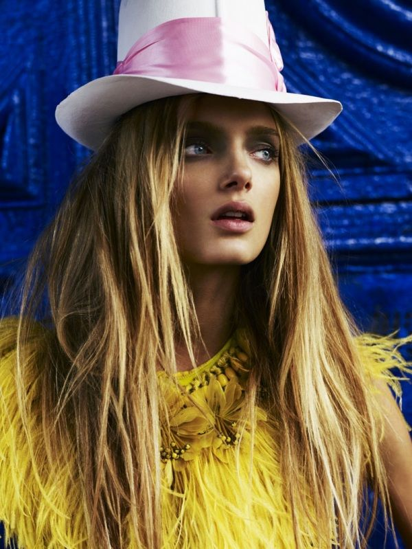 Yellow | Vogue UK