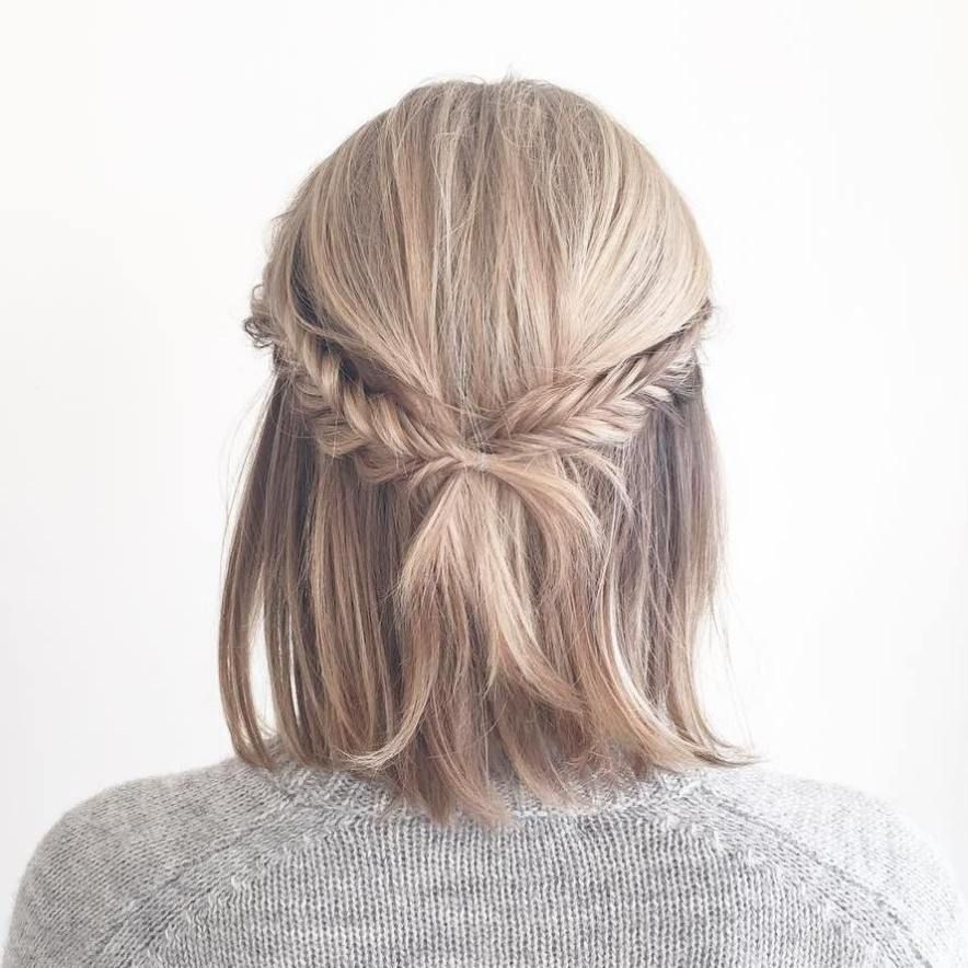 50 Half Updos For Your Perfect Everyday And Party Looks Braided