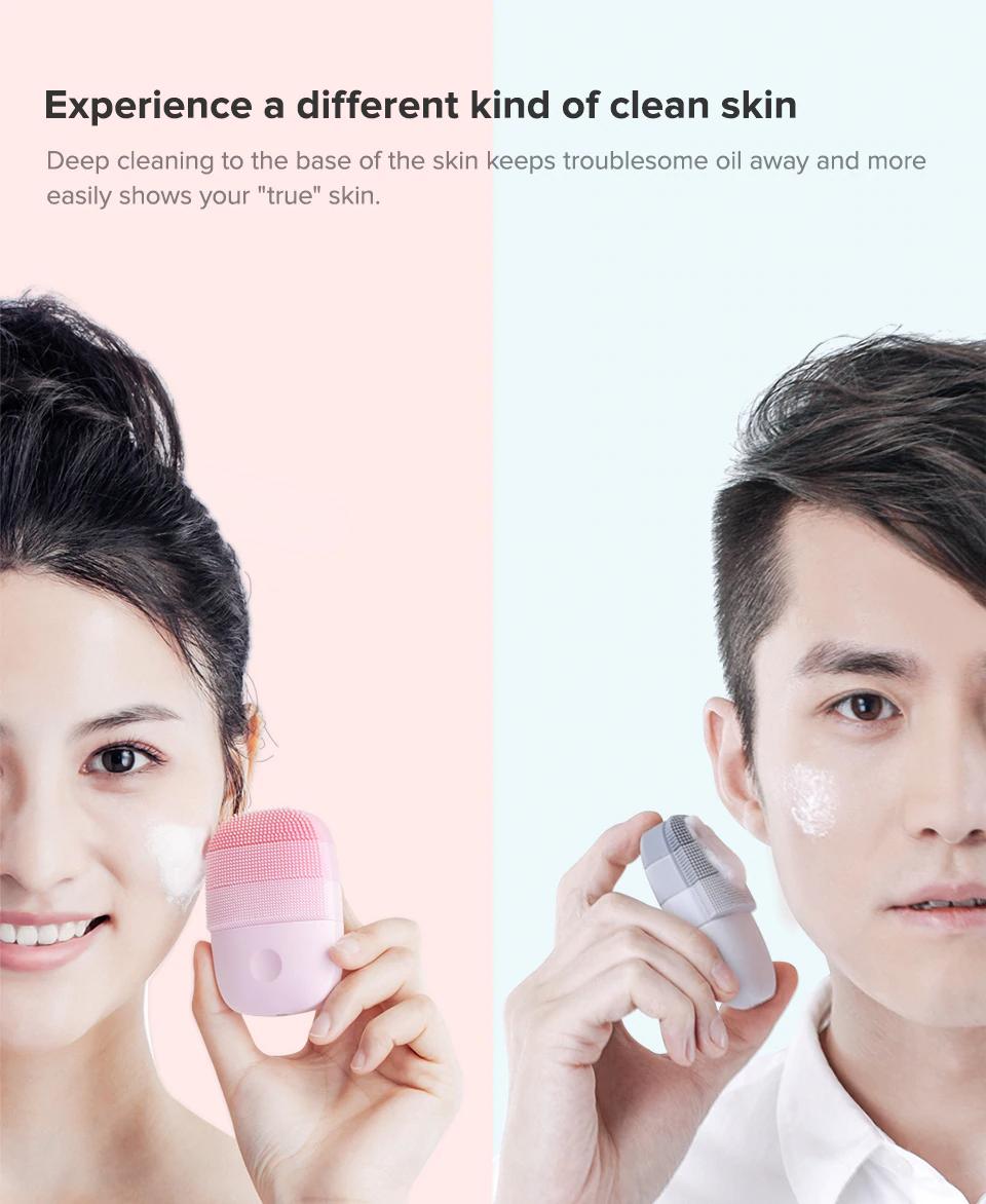 Facial Cleaning Brush Face Skin Care Tools Waterproof