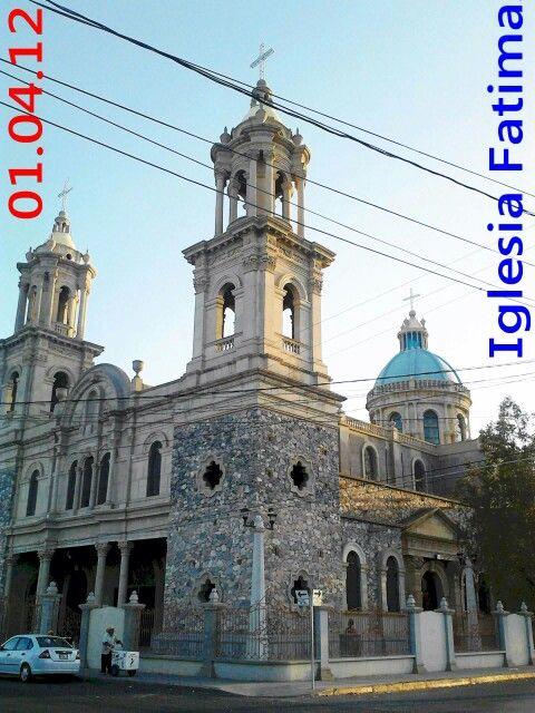 My pics church 2,  Church Fatima at Hmo, Son, Mx.