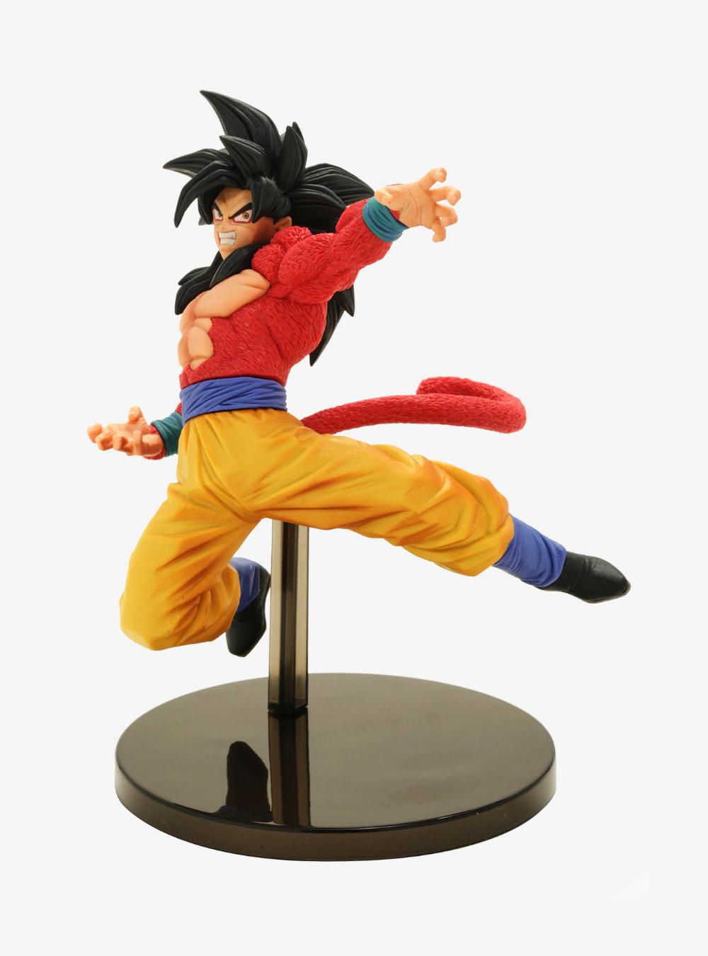 Dragon Ball Z Fes Special Super Saiyan Son Goku 4 Figure Goku 4 Super Saiyan 4 Goku Super Saiyan