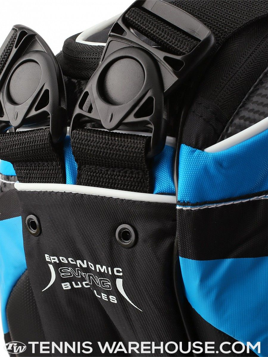 Babolat Pure Drive Blue 6 Pack Bag 6 Pack Bag Blue Bags Tennis Bags