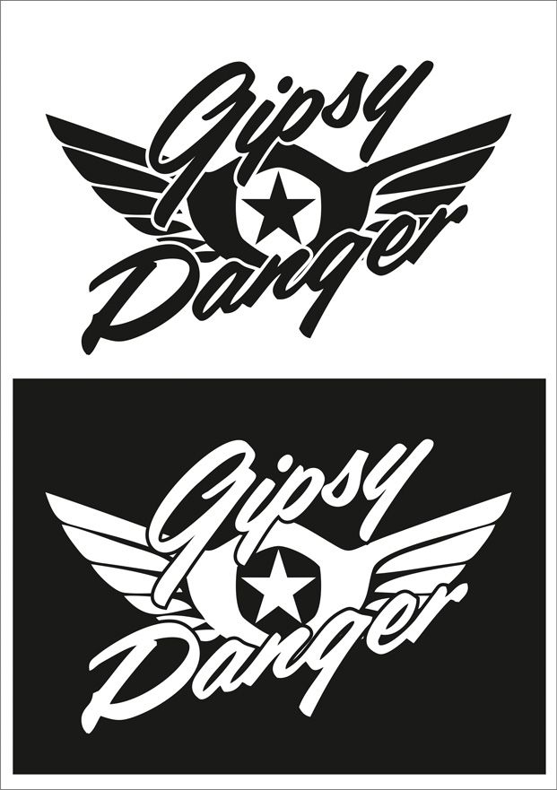 Gypsy Danger Logo