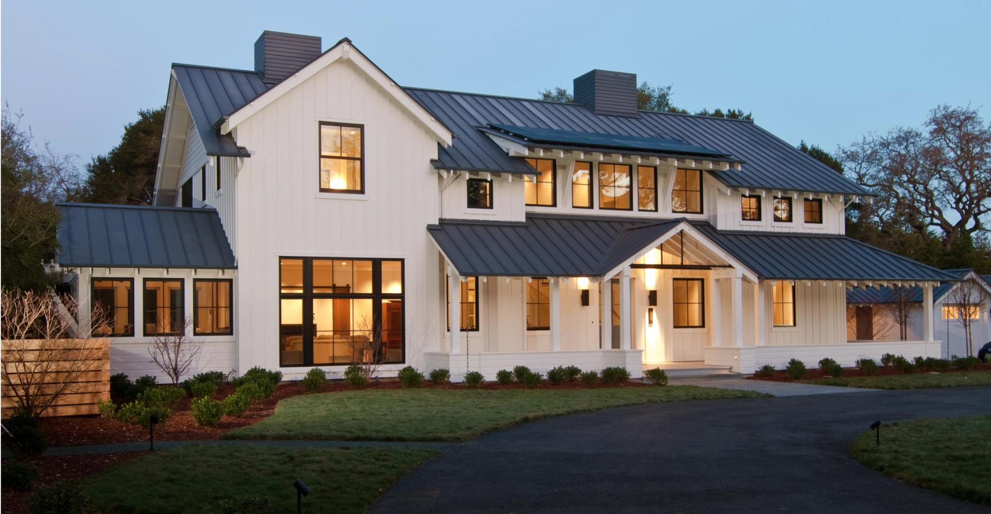 Modern Farmhouse by Redbud Custom Homes   Houzz Picks   House and ...