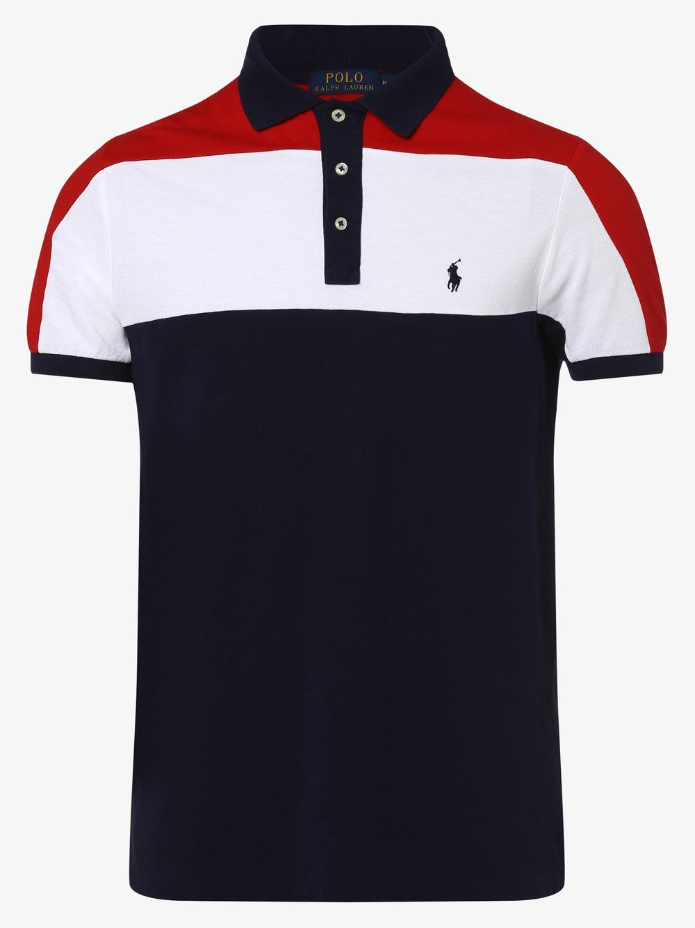 Polo Ralph Lauren Poloshirt Custom Slim Fit Blau In 2020 Polo Ralph Lauren Polo Ralph Und Ralph Lauren Poloshirt