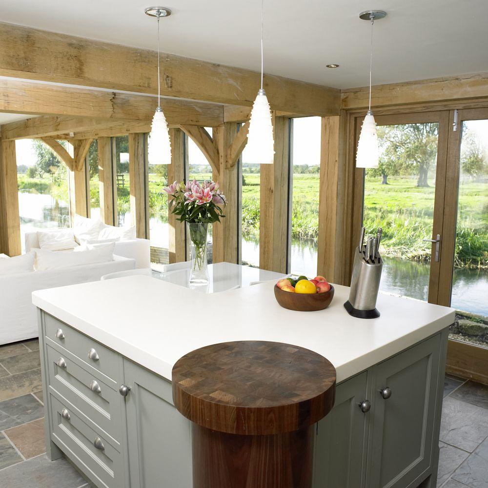 like oak frame house pinterest kitchens interiors and oak
