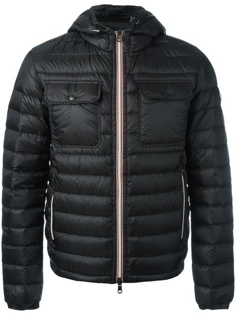 MONCLER Douret padded jacket. #moncler #cloth #jacket