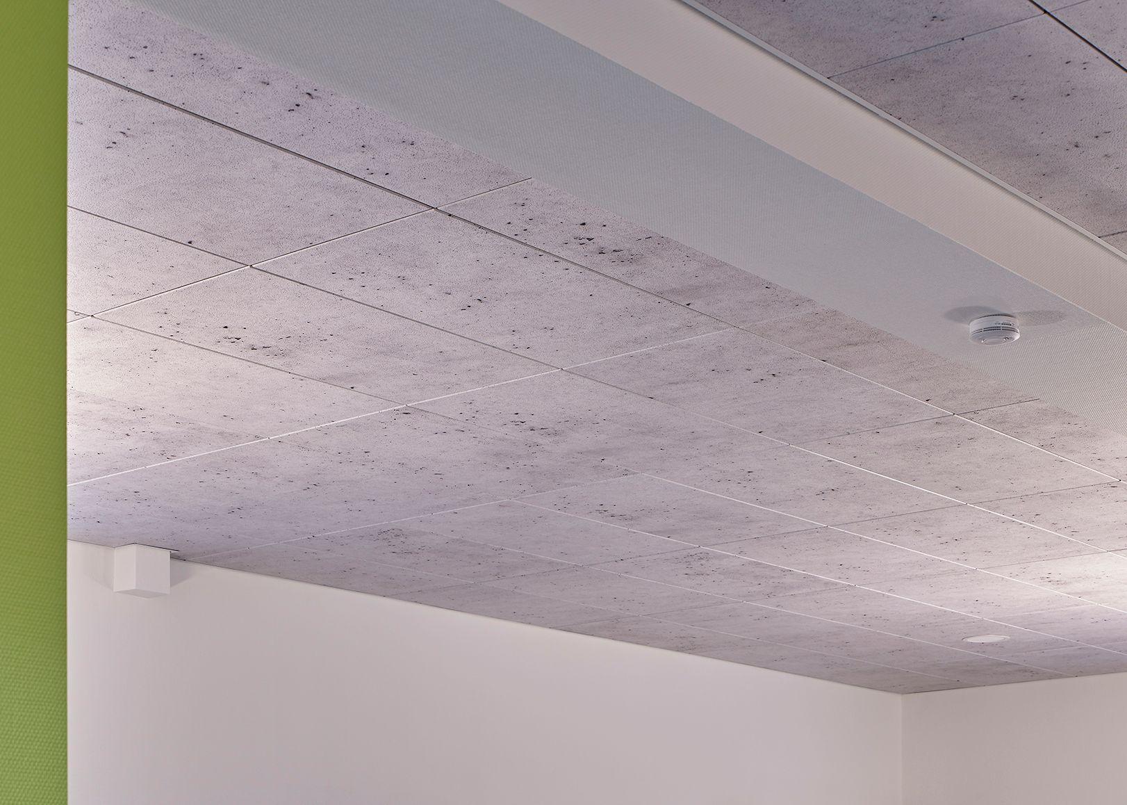 Looks Like Concrete Owa In 2020 Opus Sichtbeton Deckenplatte