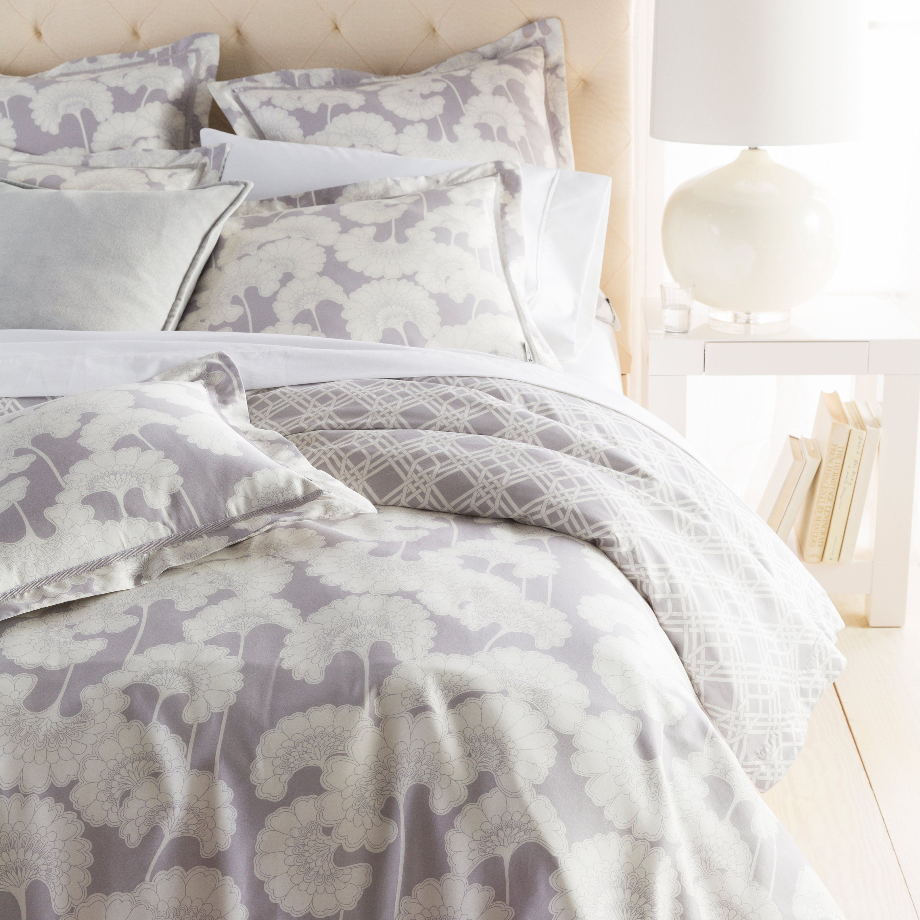 taupe quilt black beddingsimple of table white and grey toile luxury sets set lamp duvet cover wall birds full bedside flowers size picture single ideas gray bedding sensational stripe night
