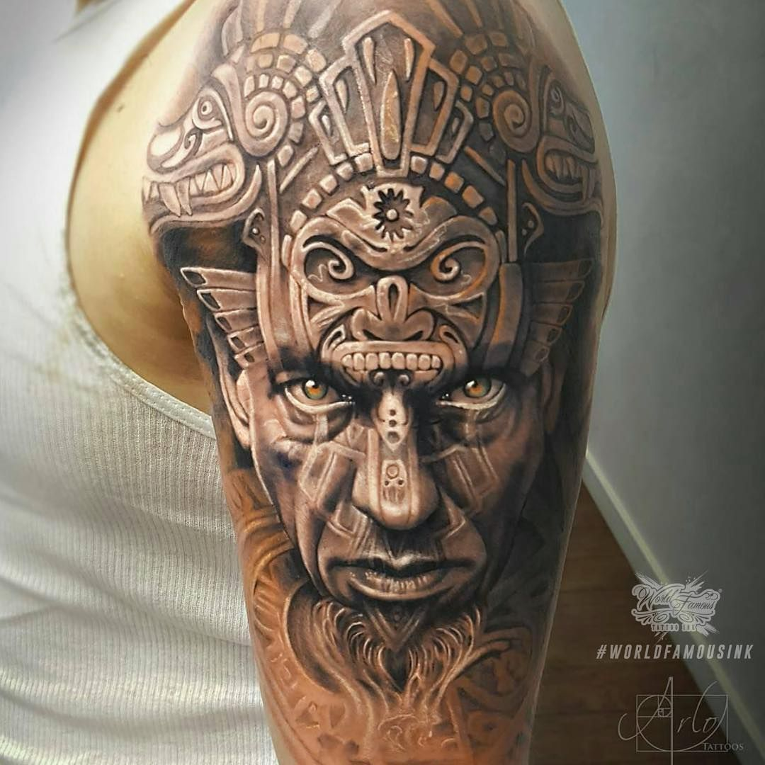 4 506 Likes 38 Comments World Famous Tattoo Ink