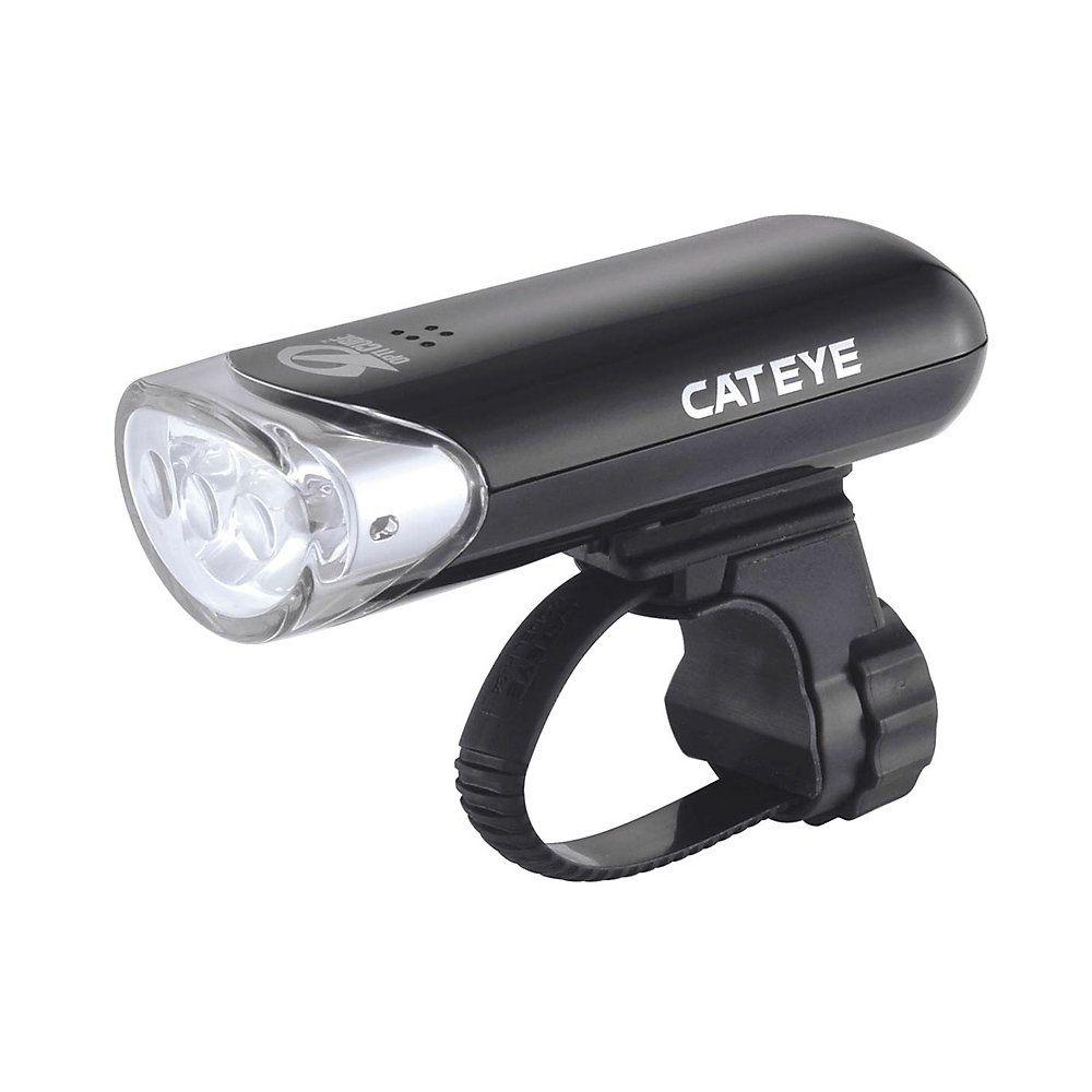 Cateye El 135 3 Led Battery Front Light Led Bike Bicycle