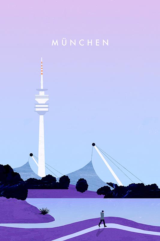 Ilustración editorial de Hamburgo – Katinka Reinke Illustration