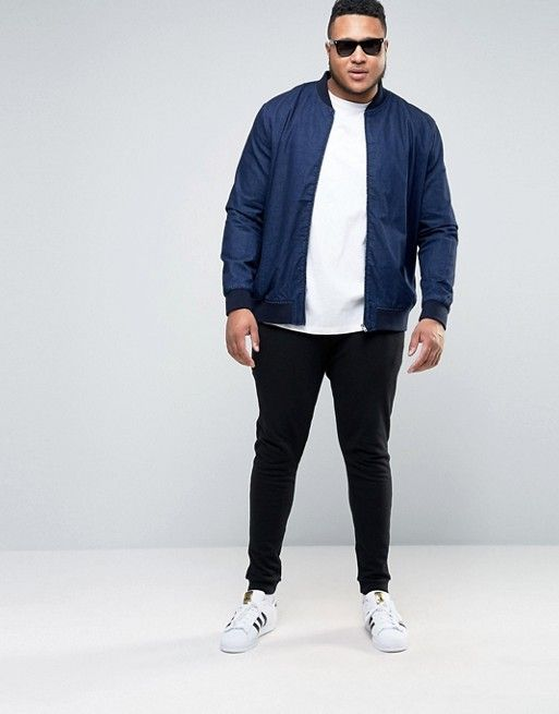 Discover Fashion Online | Big men fashion, Big size fashion