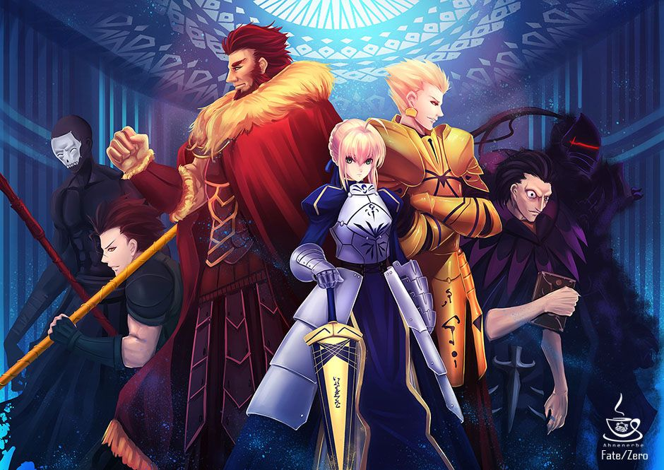 Drop What You're Doing And Watch The 'Fate/Zero' Anime On