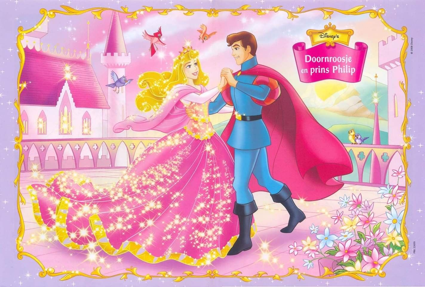 Картинки принца и принцесы