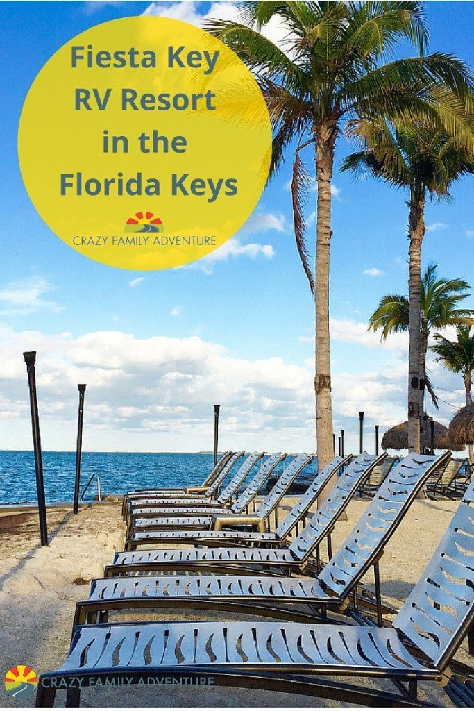 Fiesta Key RV Resort In The Florida Keys