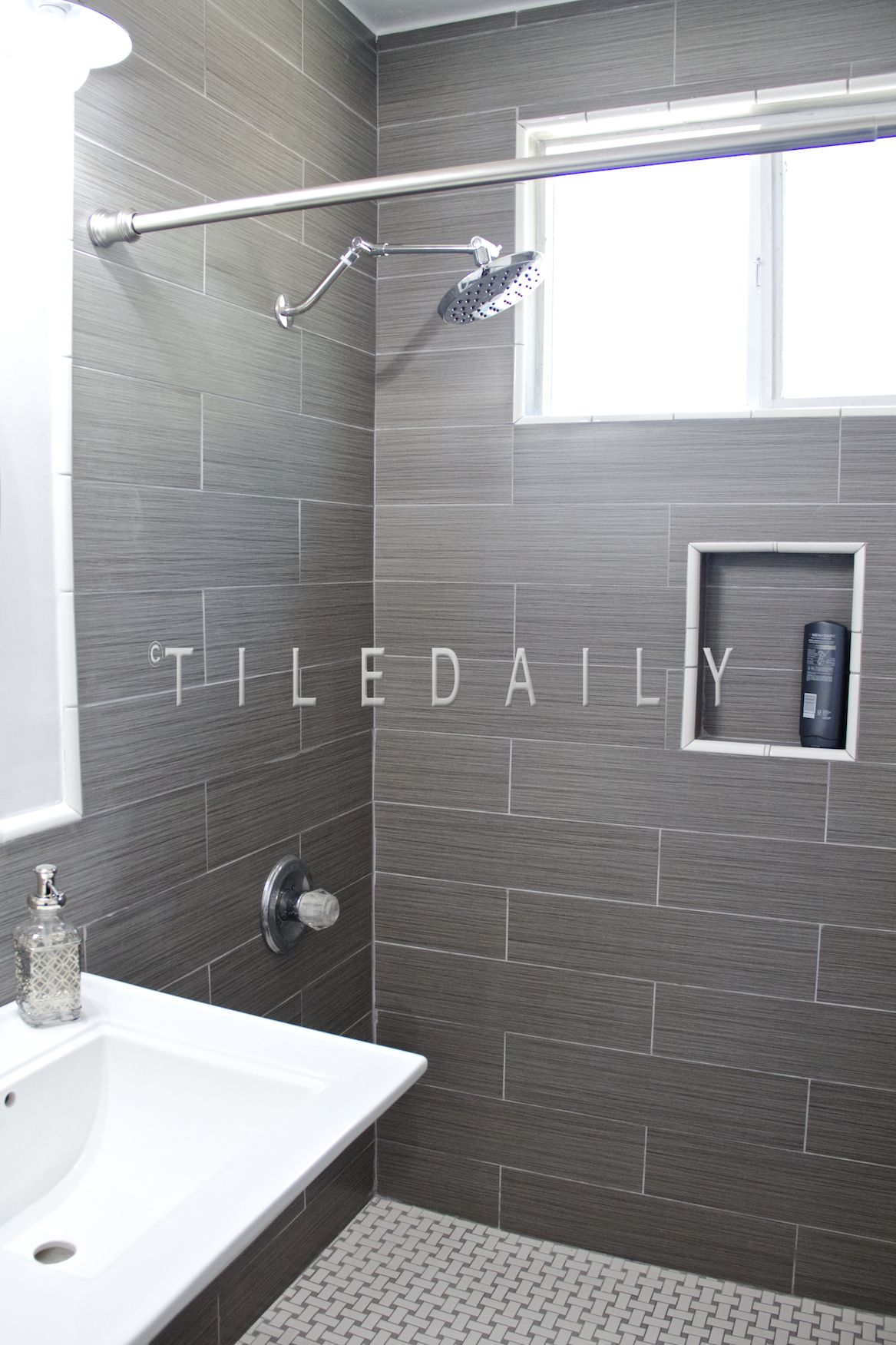 Nice Bathroom Install, Los Angeles, CA U2013 Tiledaily Simple Bathroom Designs,  Bathroom Ideas,