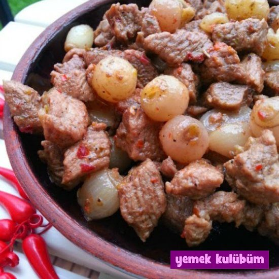 Photo of RECIPE: Shallot Lamb Stew – #kuzueti #et #etmek …