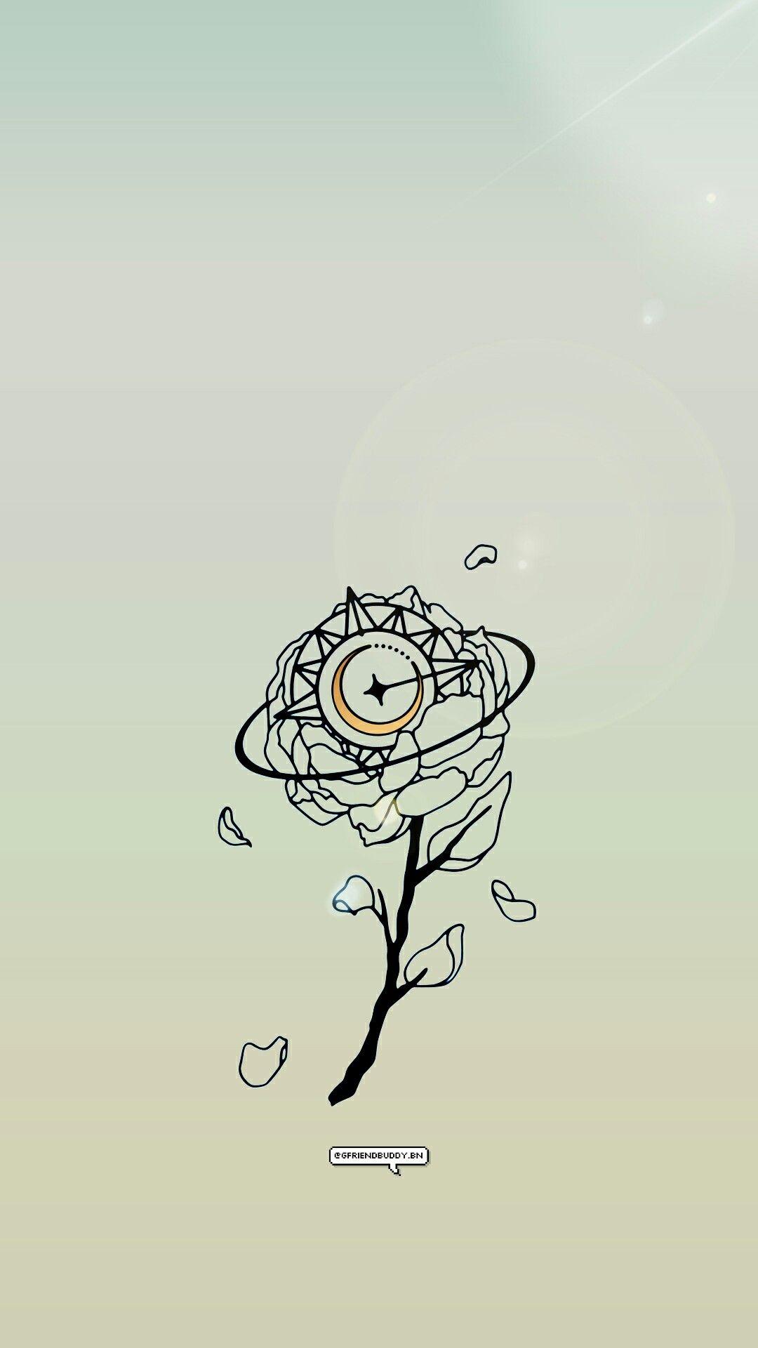 Gfriend Logo Sunrise Time For Us 여자친구 Sowon Yerin Eunha Sinb Yuju Umji Wallpaper Lockscreen Fondo De Pantalla Hd Iphone Gambar Wallpaper Ponsel
