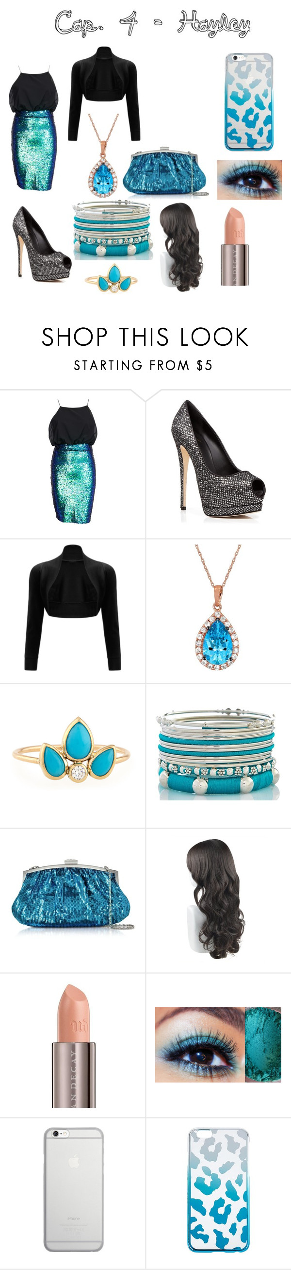 """Cap. 4 - H. Festa"" by homewrecker-idle ❤ liked on Polyvore featuring Club L, Giuseppe Zanotti, WearAll, LE VIAN, ZoÃ« Chicco, Julia Cocco', Urban Decay, Native Union, Skinnydip and plus size clothing"