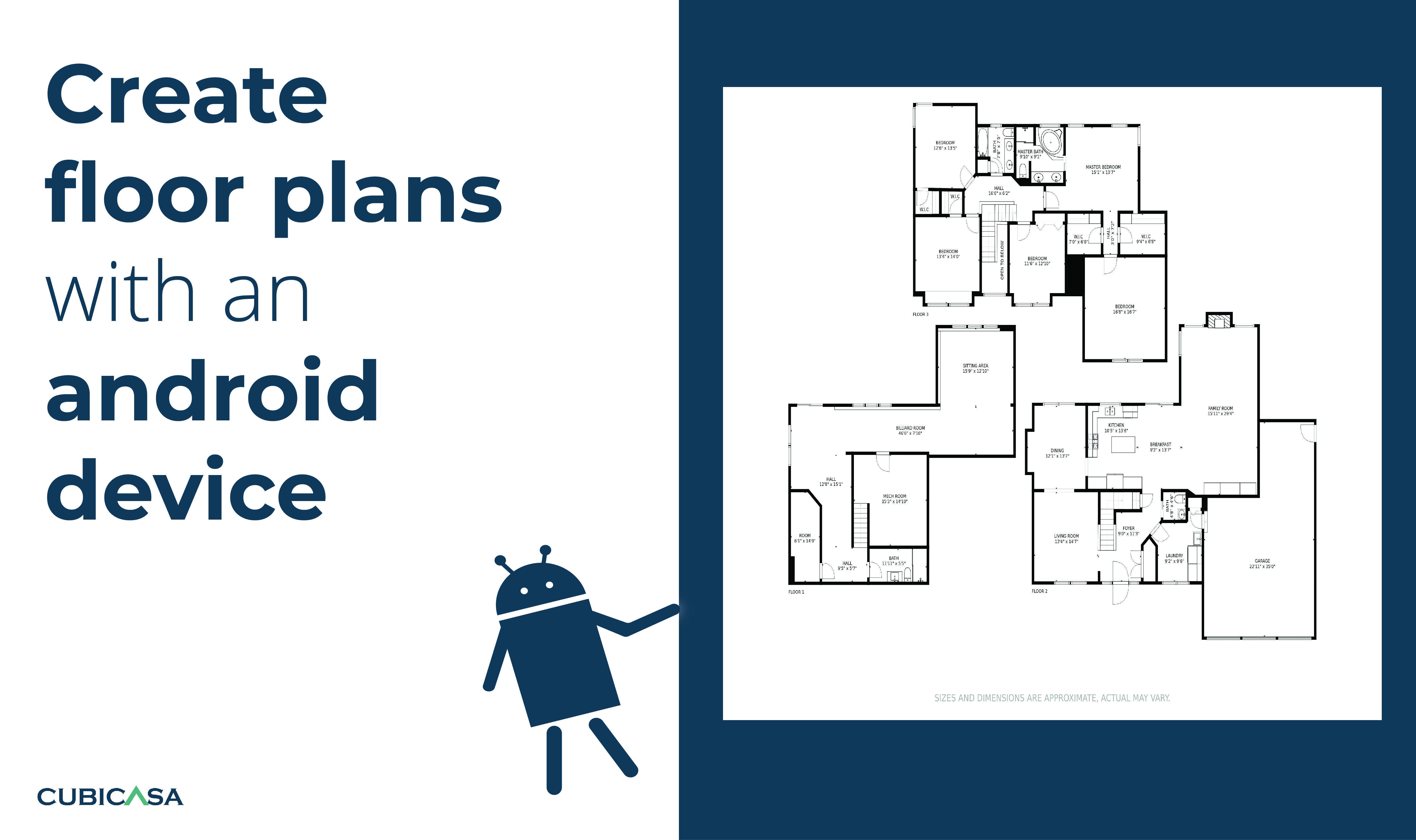 Make Floor Plans With An Android Device In 2020 Create Floor Plan Floor Plans How To Plan