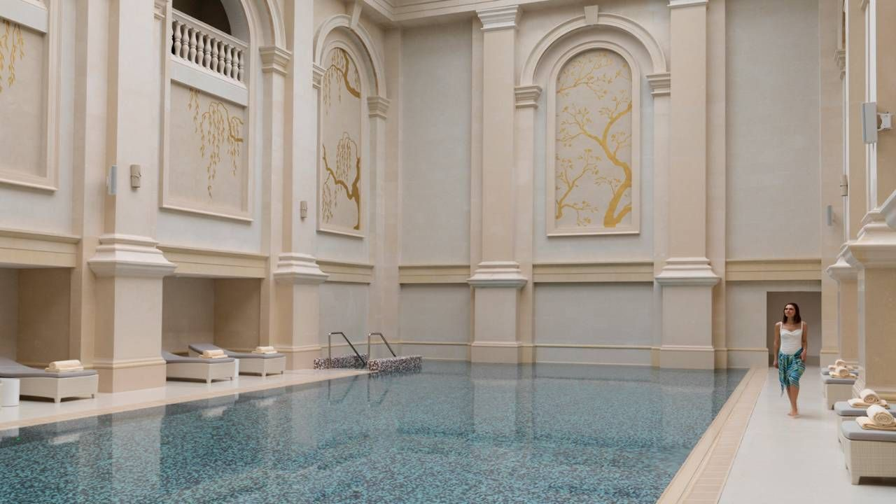Baku Spa | Baku, Azerbaijan Luxury Hotel | Four Seasons