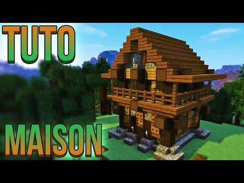 Tuto Belle Maison Minecraft Youtube Amazing Minecraft