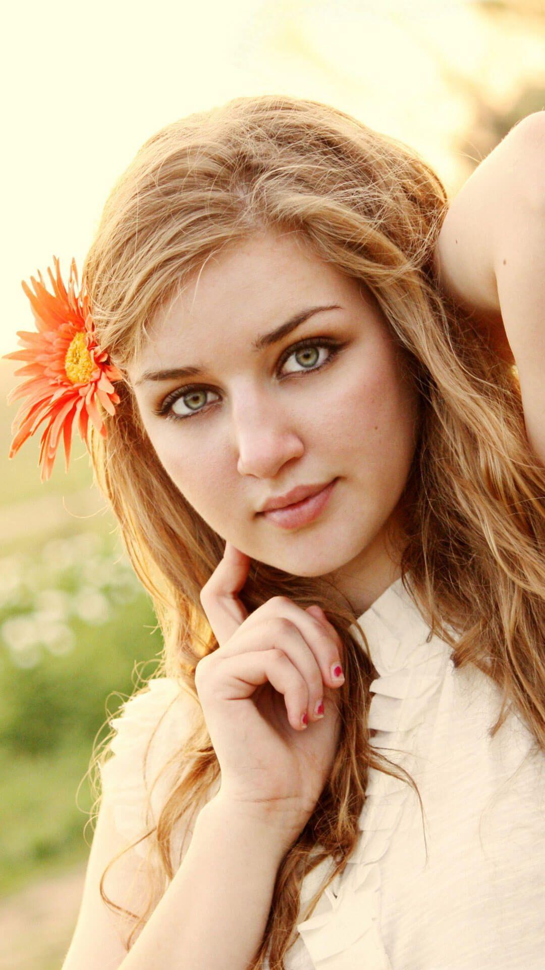 very beautiful girls in the world wallpaper iphone hd | cute girl