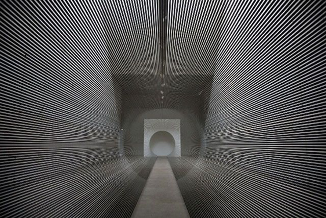 Dynamic VHS Tape Installations by Zilvinas Kempinas. | Yellowtrace — Interior Design, Architecture, Art, Photography, Lifestyle & Design Culture Blog.
