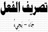 تصريف الفعل ج اء ي ج يء الموسوعة المدرسية Muslim Kids Blog Posts Math