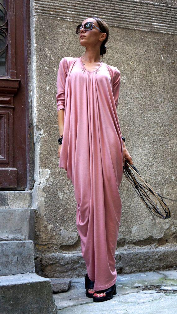 XXLXXXLMaxi Dress Asymmetric Kaftan / Long Dress / por Aakasha