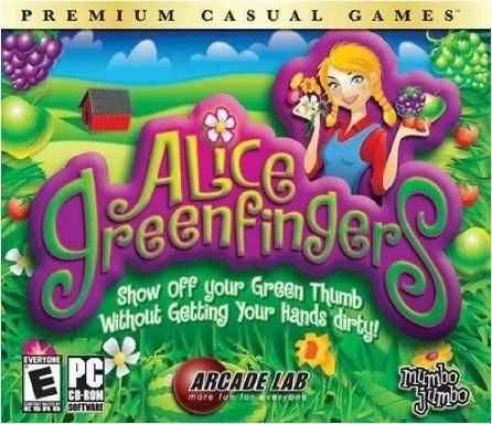 Sequel To Alice Greenfingers Sequel To Alice Greenfingers Alice
