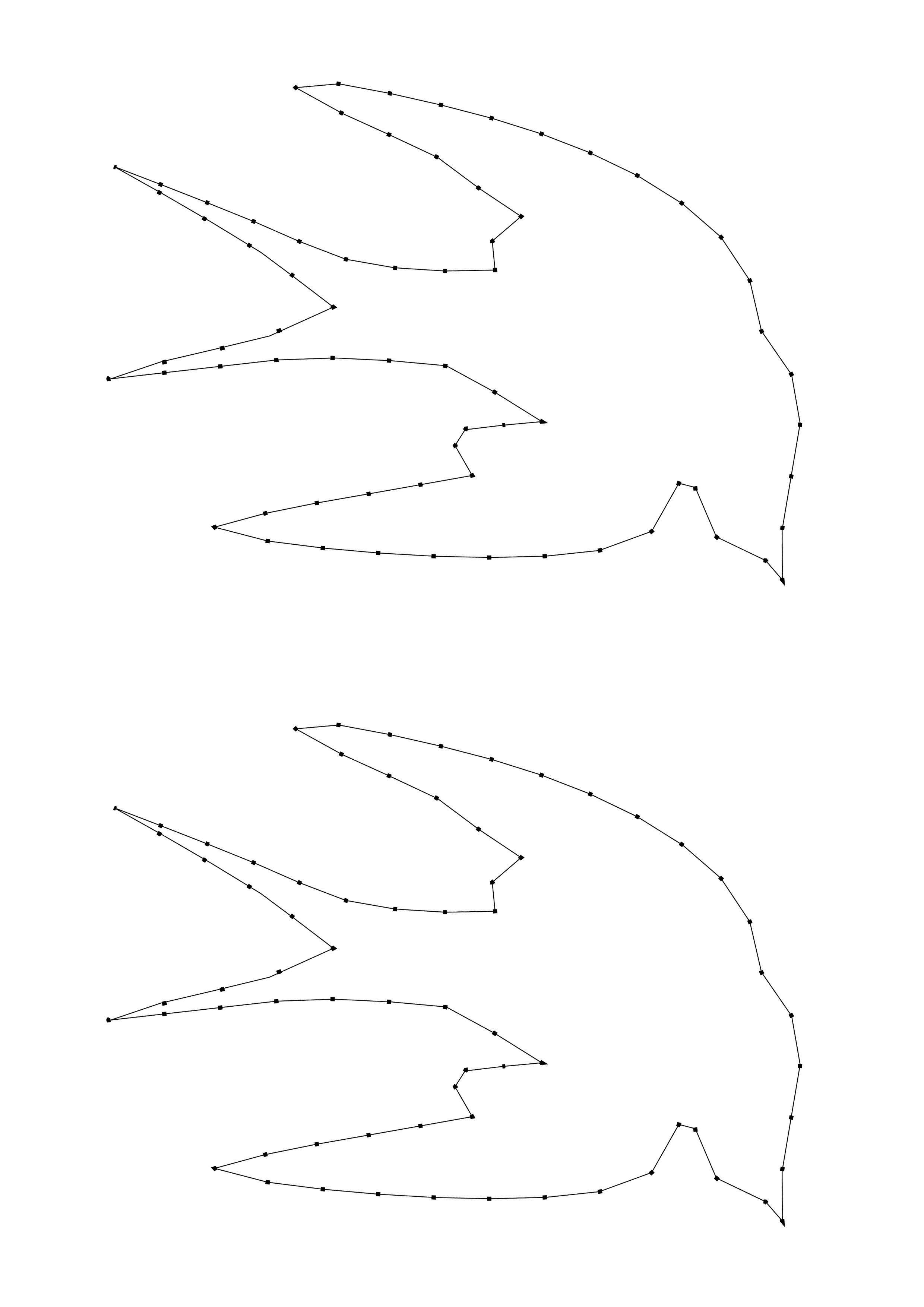 Resultado de imagen para plantillas para hilorama | H - Hiloramas ...