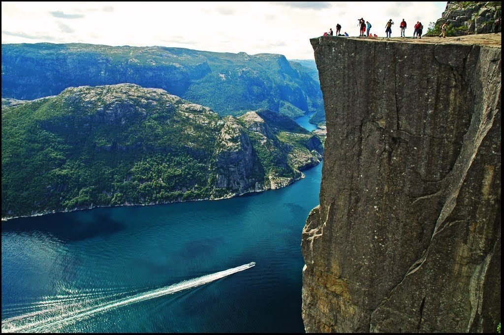 Name: Preikestolen, Norway