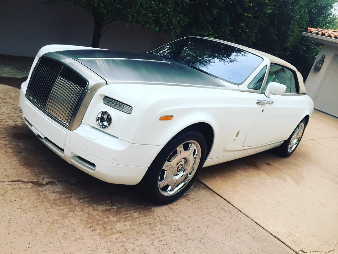Another rollsroyce detailed by autorunnersdetailing