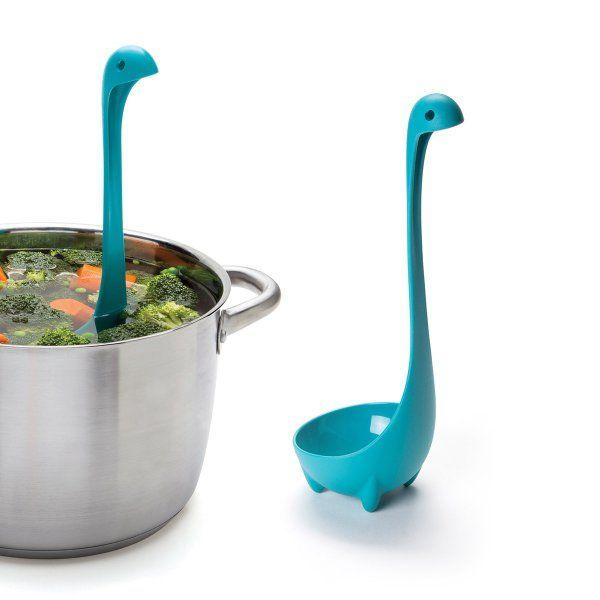 OTOTO Design Suppenkelle Nessie