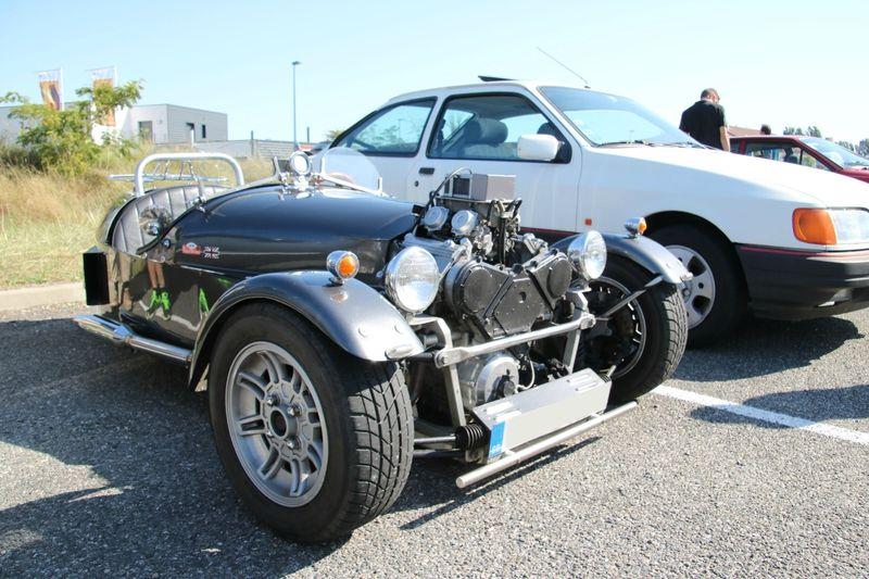 JZR Triking Threewheeler