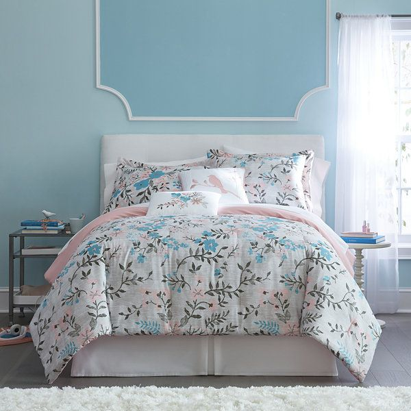 Inspire Harriet Comforter Set & Accessories - JCPenney | College ...