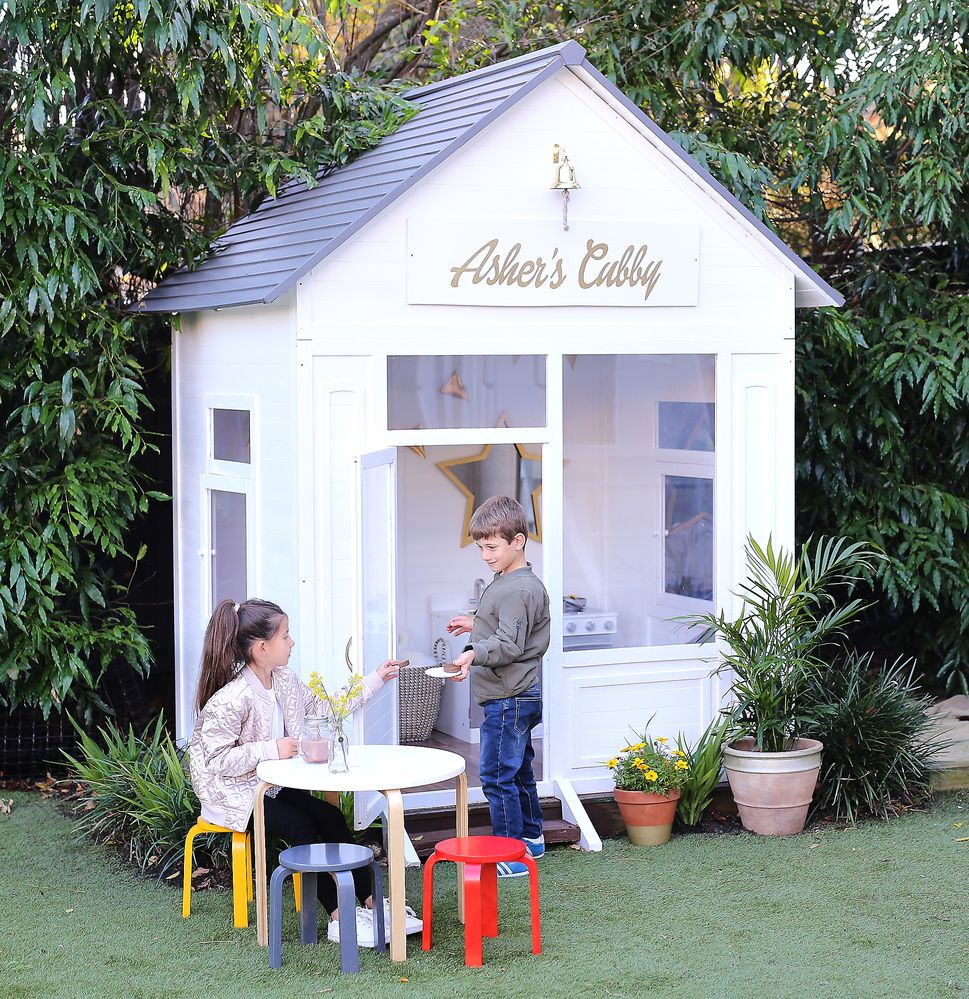 asher cubby house cubby houses and outdoor play