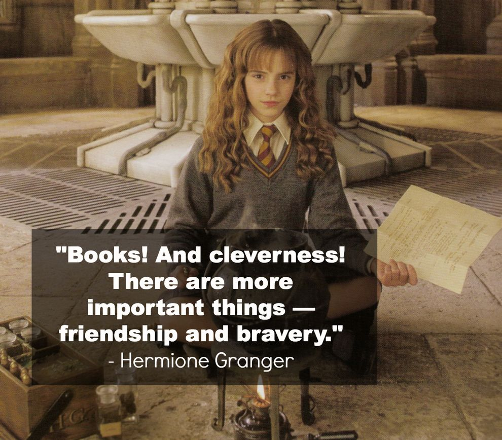 Harry Potter And The Sorcerer S Stone Profound Quotes Harry Potter Quotes Harry Potter