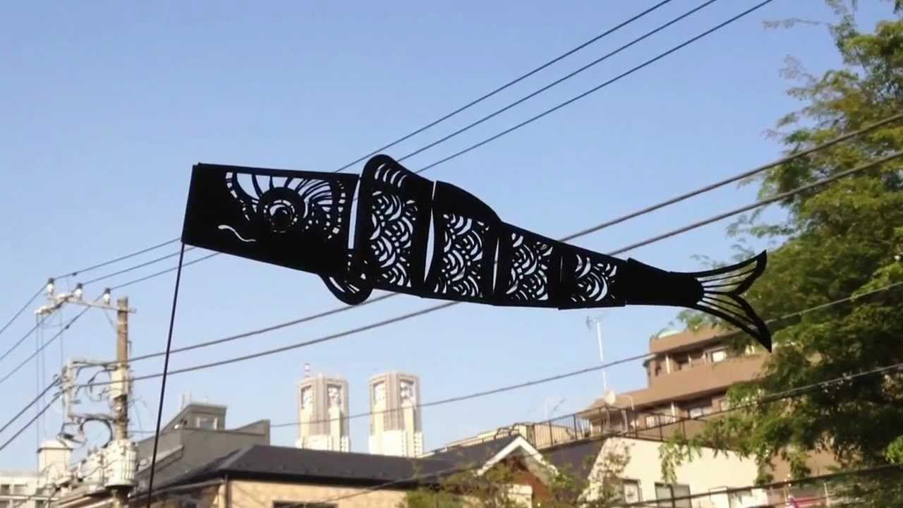 4月から発売の鯉のぼりのペーパークラフト。 風を受けてゆらゆらと泳ぎます。 価格は¥3,000(税・送料別) 東京の江古田にある和雑貨のお店『環』さんで予約受付中です。 http://goo.gl/u3REhB