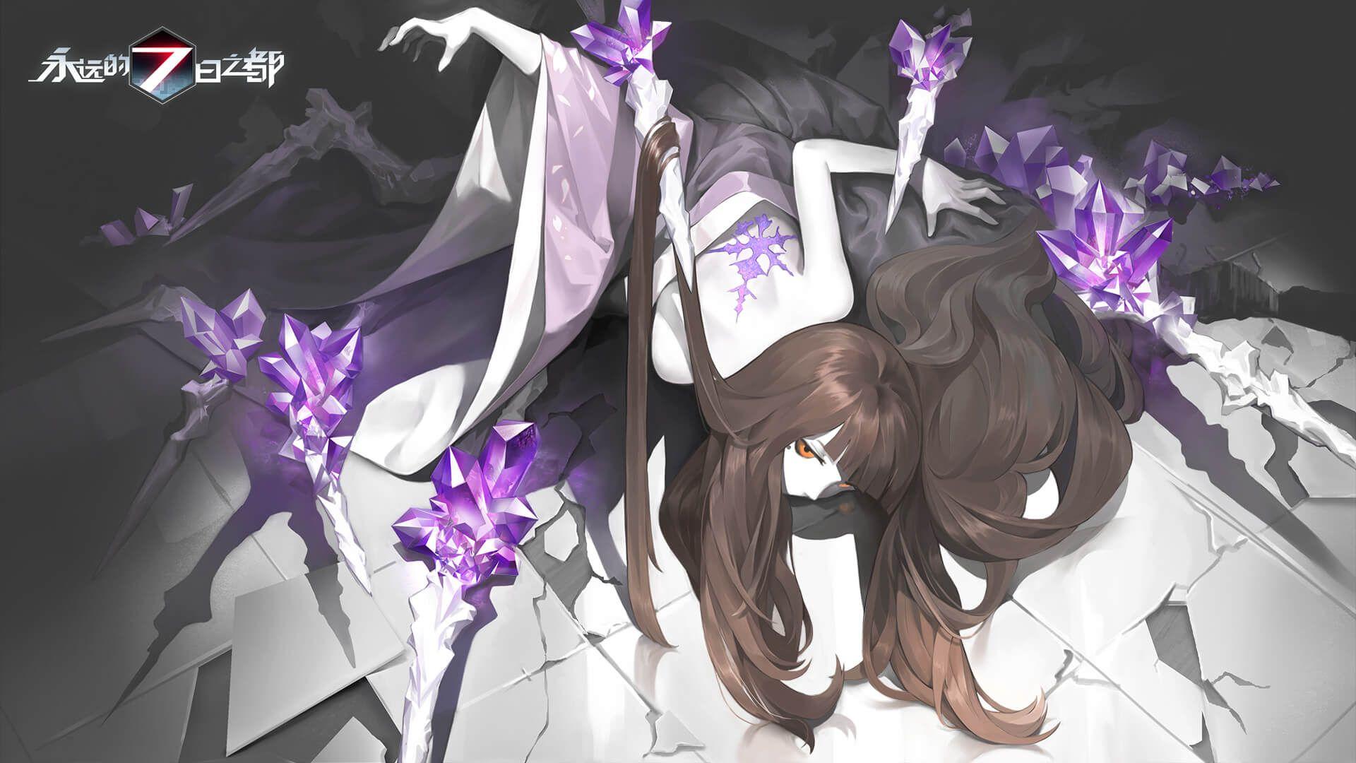 Ghim Của Ks Zb Tren Fentezi Trong 2020 Kỳ ảo Anime Nghệ Thuật Anime