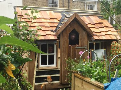 Camden Town- Writers Hut - Custom Built Garden Rooms, Cabins and Timber Buildings