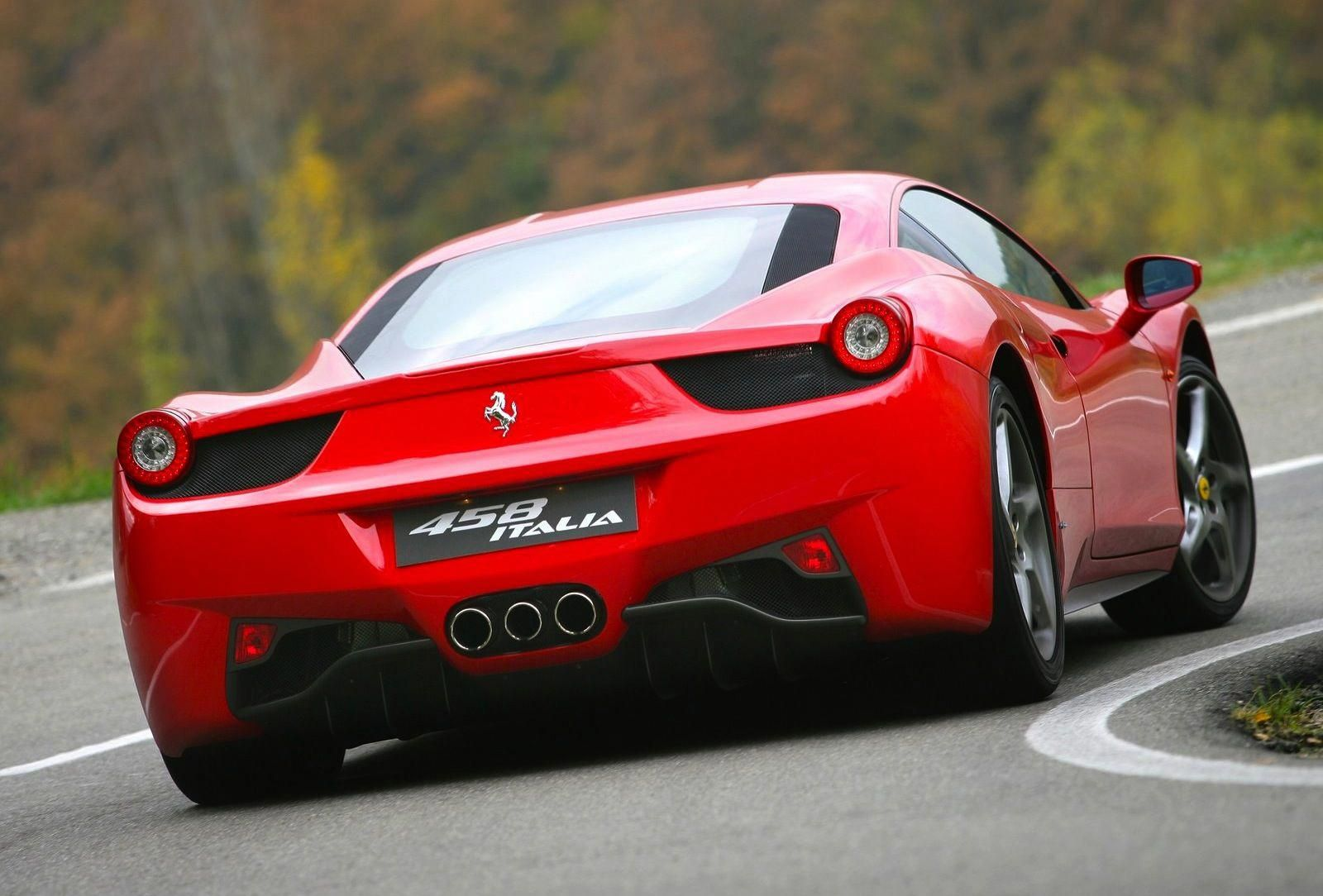 Ferrarienzowallpapers Ferrari 458 Ferrari Car