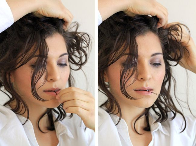 How to Get Beachy Hair (without chemicals!)