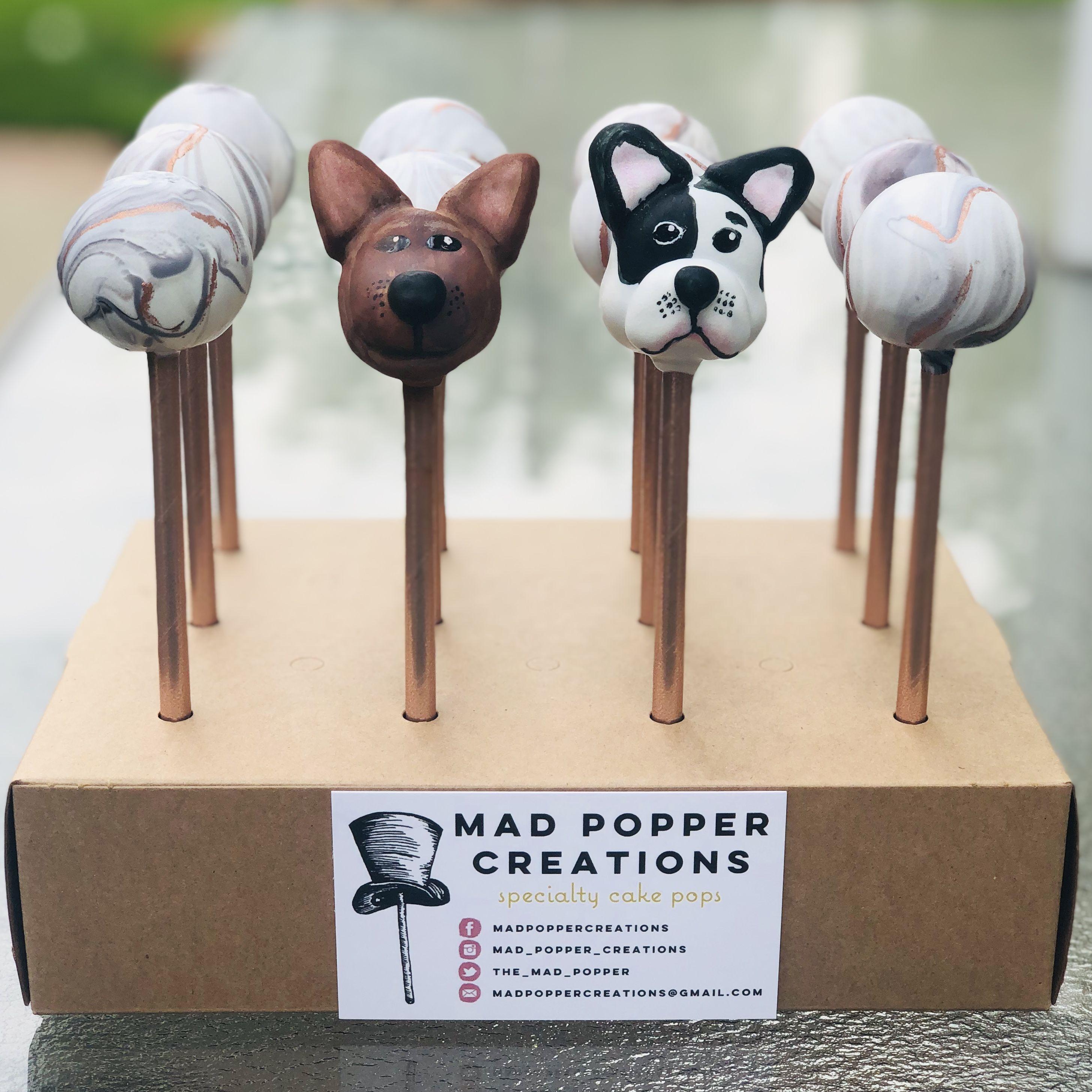 Dog cake pops cake pops dog cake dog ball
