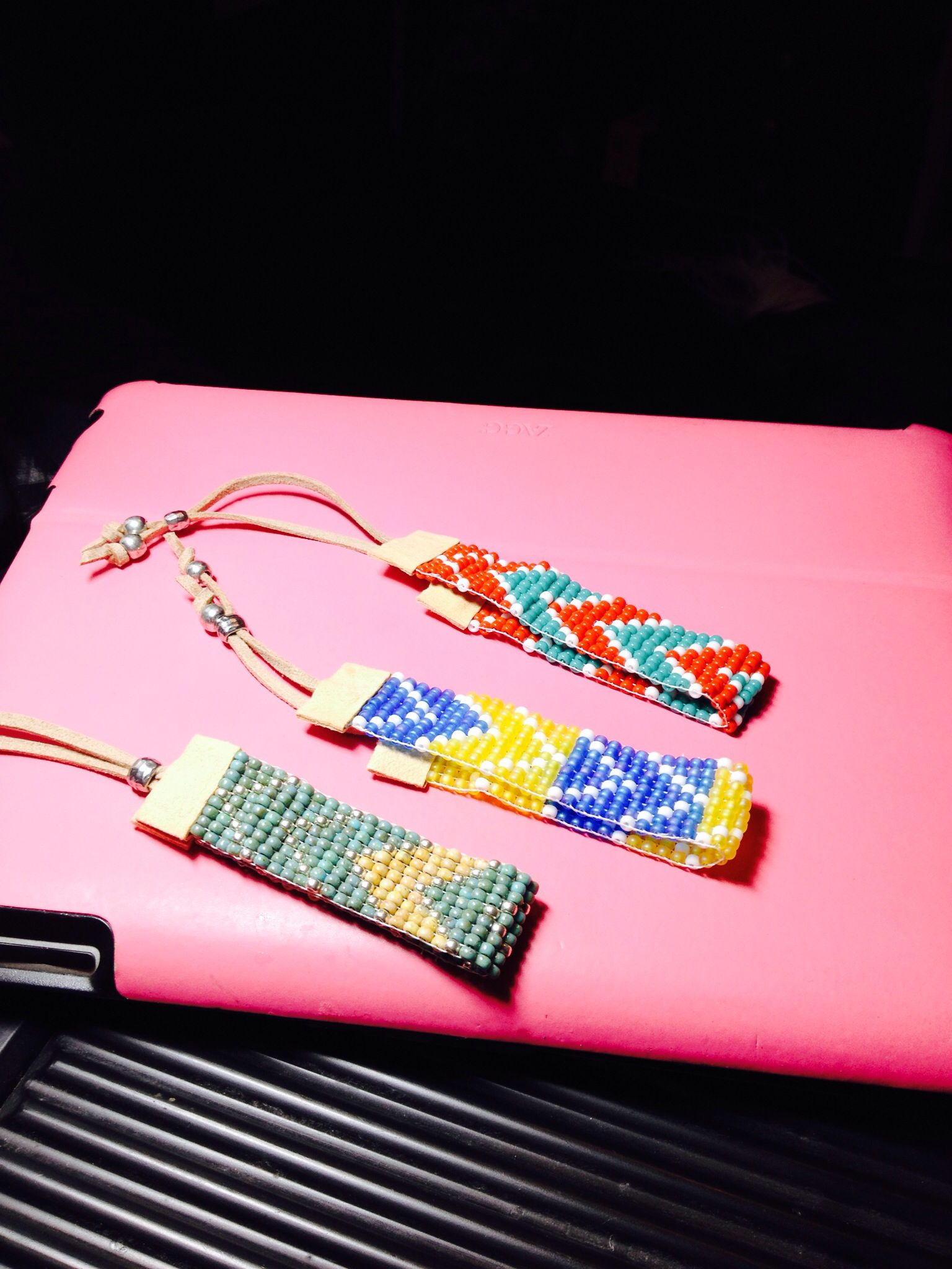 Beaded bracelets my crafting pinterest