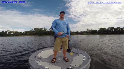 Pin by ultraskiff inc on ultraskiff pinterest fish for Circle fishing boat