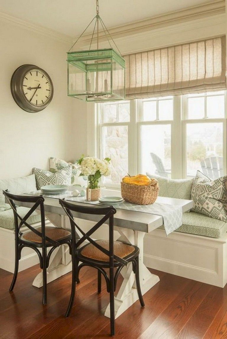 55+ Stunning Small Dining Room Table Furniture Ideas images